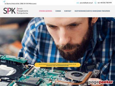 Pogotowie komputerowe Warszawa