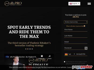 Vladimirs Srs Trend Rider