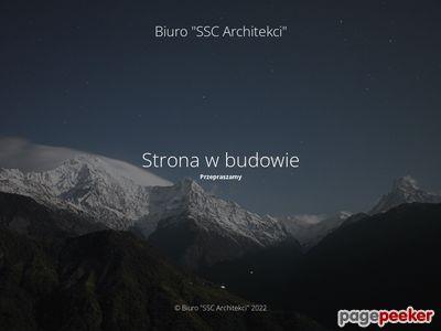 SSC Architekci - usługi projektowe