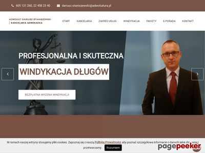 Kancelaria prawnicza Warszawa