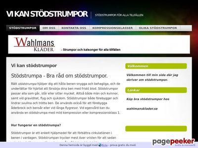 St�dstrumpa - St�dstrumpor - http://www.stodstrumpa.n.nu