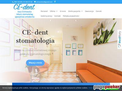 Stomatolog Szczecin Ewa Cichowska