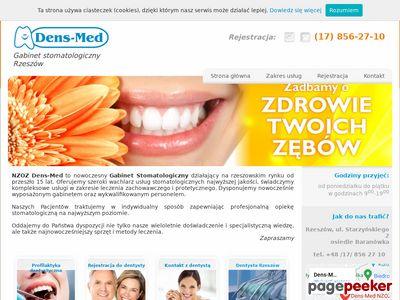 Dentysta Stomatolog Rzeszów