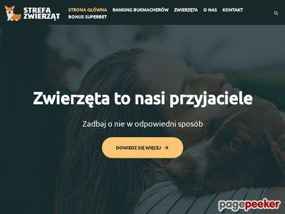 StrefaZwierzat.pl - Ogłoszenia zwierzęta