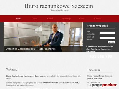Biuro rachunkowe w Szczecinie
