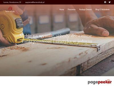 Schody Wieliczka, schody Skawina
