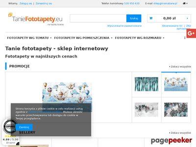 "Sklep ""TanieFototapety.eu"""