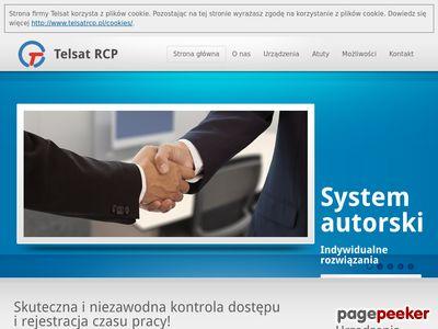 Kontrola dostępu z Telsat RCP