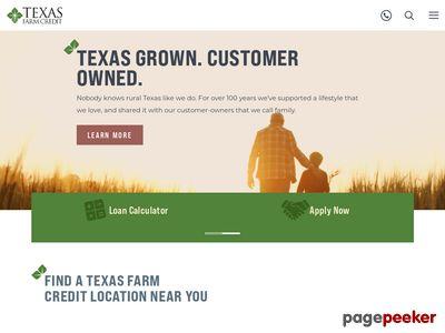 Texas Farm Credit Brenham