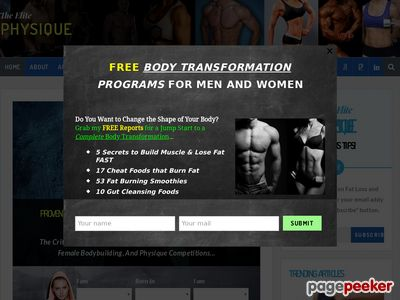 Female Bodybuilding Program to Transform Your Body 1