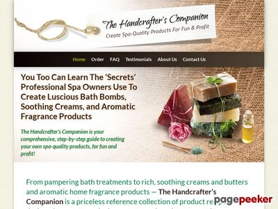 How to make Homemade Soaps, Bath salts and Body butter with easy recipes 1