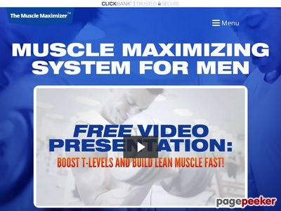 The Muscle Maximizer 1