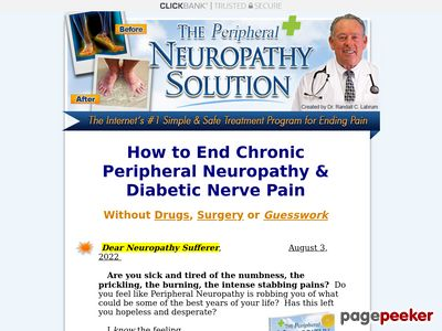 The Neuropathy Solution Solves Your Peripherhal Neuropathy Pain The Neuropathy Solution Solves Your Peripherhal Neuropathy Pain www