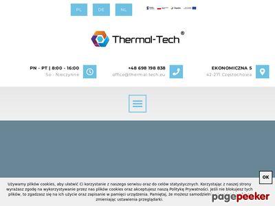 THERMAL-TECH izolacje kotłów energetycznych