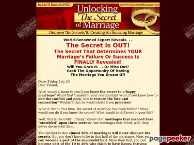 The Secret Of Marriage 5
