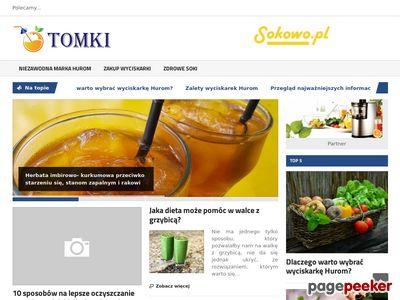 Katalog internetowy Tomki