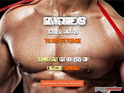 www.totalsixpackabs - Whole Six Pack Abs