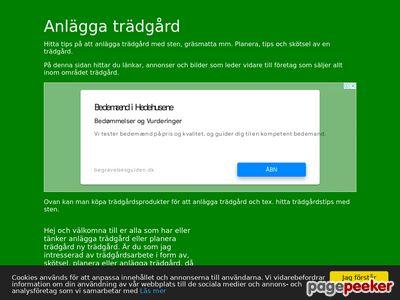 Tr�dg�rdar - http://www.tradgardar.eu