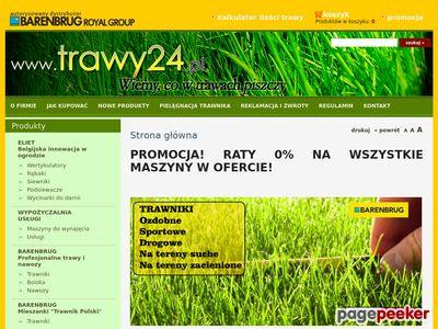 Internetowy sklep ogrodniczy