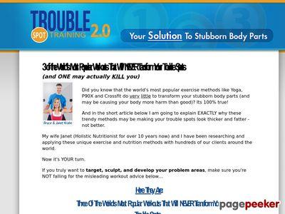 www.troublespottraining
