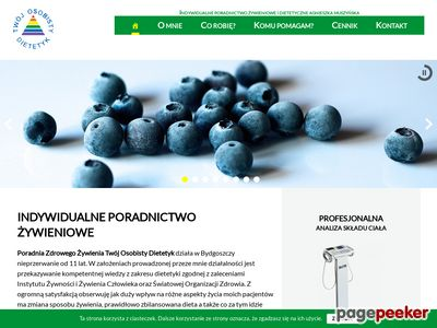 Dietetyk w Bydgoszczy - A. Muszyńska