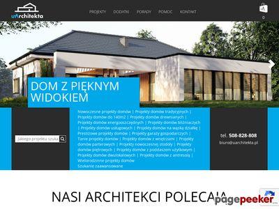 Projekty domów uarchitekta.pl