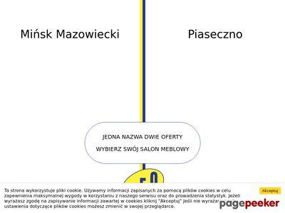Salon meblowy UFO MEBLE | ufo-meble.pl