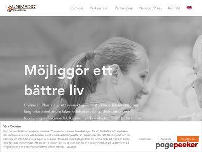Kontraktstillverkning av L�kemedel - http://www.unimedic.se