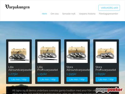Varpakungen - http://www.varpakungen.com