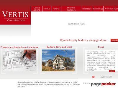 Budowa pod klucz Warszawa