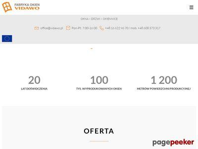 Oszczędne okna drewniane