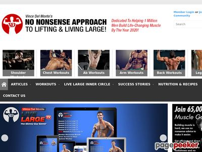 Beta No Nonsense Muscle Building 2.0 System