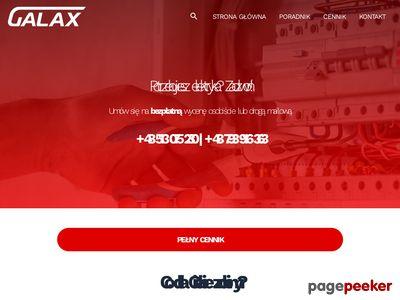 Instalacje elektryczne Warszawa