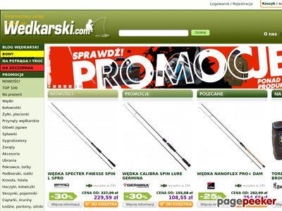 Wędkarstwo - wedkarski.com
