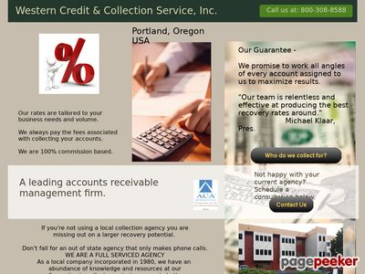Western Credit & Collection