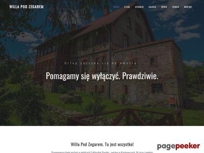 Willa Pod Zegarem