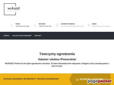 Ogrodzenia panelowe Gdańsk