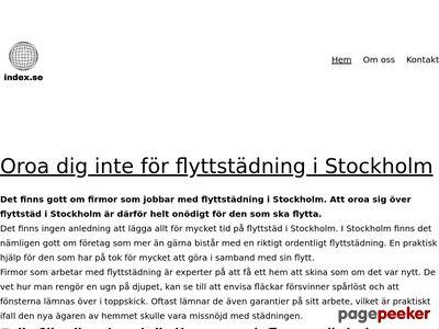 WWWindex,  SEO-vänliga länkkataloger och SEO-företag - http://www.wwwindex.se