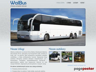 Walbus Wynajem autokarów