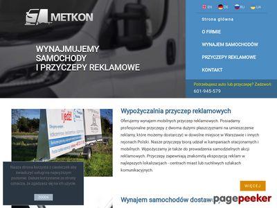 Warszawska wypożyczalnia samochodów