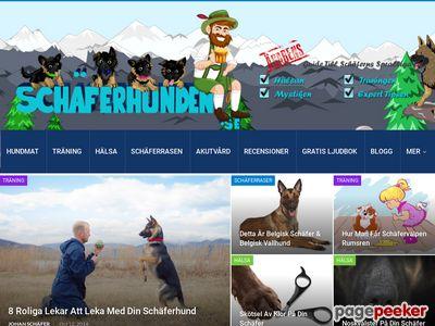 Schäfer Hund - Allt Om Världens Bästa Hund German Shepard - http://www.xn--schferhunden-icb.se