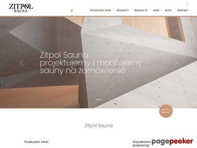 Producent saun - Zitpol