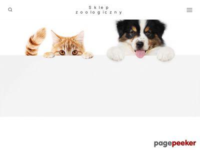 Sklep Zoologiczny Glonojad - artykuły zoologiczne, sklep zoo