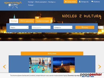Wybieramnocleg.pl noclegi