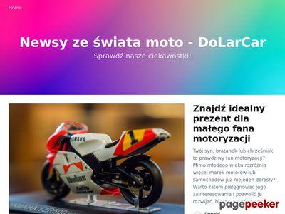Dolcar wynajem samochodów osobowych Warszawa
