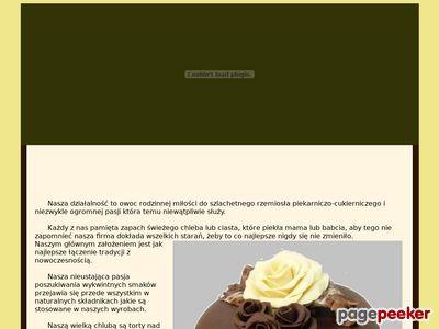 Cukiernia Gliwice Wysocki - Torty komunijne