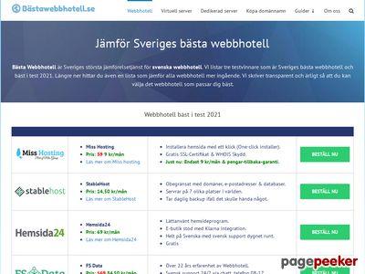 B�sta webbhotell | vi guidar dig till det b�sta webbhotellet - http://xn--bstawebbhotell-5hb.se
