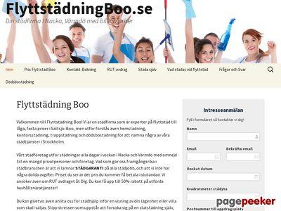 Flyttstädning Boo - http://xn--flyttstdningboo-6kb.se