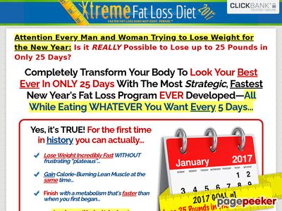 Xtreme Fat Loss Diet Xtreme Loss Fat Diet