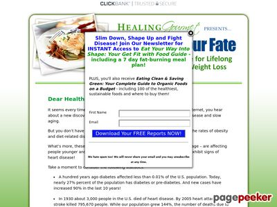 Your Plate, Your Fate | A Revolutionary Recipe for Lifelong Health & Effortless Weight Loss 1